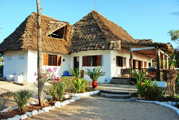 Villa to rent Zanzibar smart design